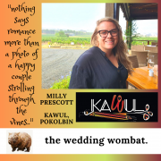 Kawul in Pokolbin for a unique and rustic venue in the vineyards