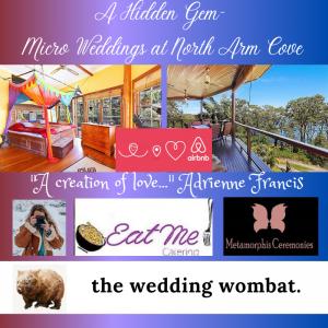A Hidden Gem- Micro Weddings at North Arm Cove