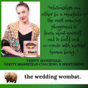 Verity Mansfield Coaching and Mentoring