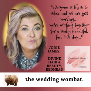 Jodie James from Divine Hair & Beauty, Redhead
