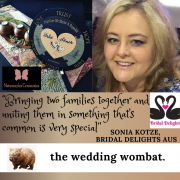 Sonia Kotse from Bridal Delights Aus