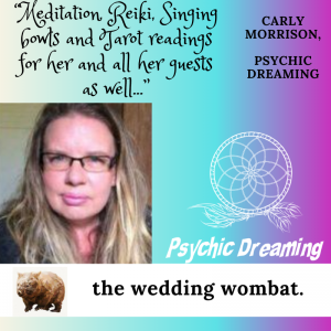 Carly Morrison from Psychic Dreaming