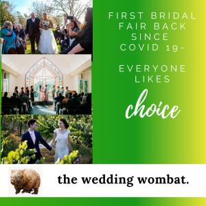 First Bridal Fair Since Covid 19- Everyone Likes Choice