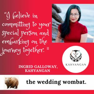 Ingrid Galloway, Kahyangan